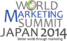 WORLD MARKETING SUMMIT JAPAN 2014